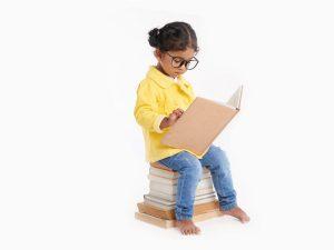 از تست بینایی تا تجربه خرید عینک برای کودکان